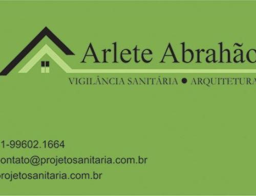 Cartão de Visita – Arlete Arquitetura