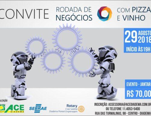 Convite Rodada de Negócios – Rotary Engrenagem Diadema