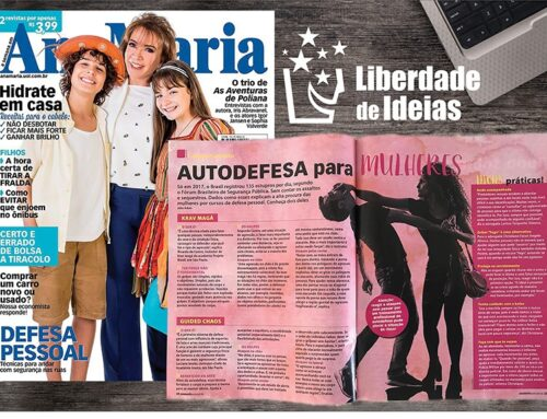 Post Clipping Revista Ana Maria – Liberdade de Idéias